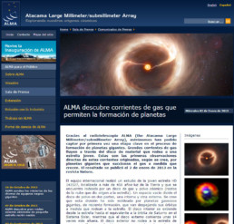 blog observatorio alma