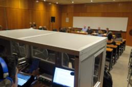 conferencia Ética Ambiental, interpretación