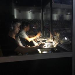 Ney Fernandes y Pedro Veloso intérpretes
