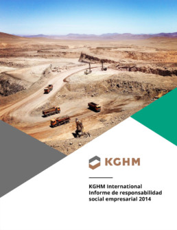 KGHM International, Informe de responsabilidad social empresarial 2014
