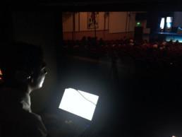 filigrana traducciones interpretando en evento Meetlatam